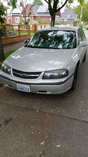 2004 Chevy impala for Sale in Seattle, WA