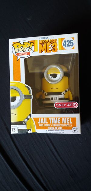 Minion funko pops selling all 3 together! for Sale in San Diego, CA
