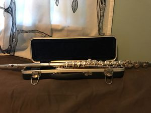 Palatino Flute with Case, barely used; all working parts for Sale in Washington, DC