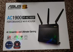ASUS Router AC1900P for Sale in Beaumont, TX