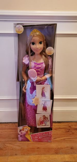 """32"""" Rapunzel doll for Sale in Baltimore, MD"""