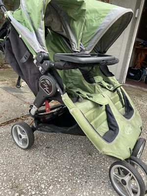Baby Jogger city walk double for Sale in Brandon, FL