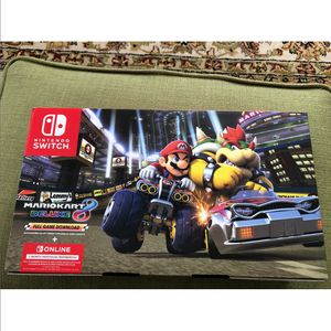 Nintendo Switch bundle with Super Mario Bros Cart & More for Sale in Oakland, CA