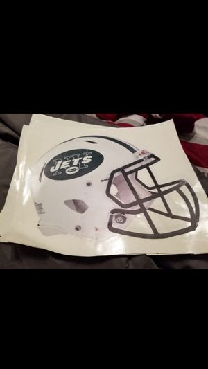 Jets fathead 11x7 for Sale in Fall River, MA