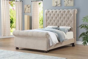 Queen bed frame brand new for Sale in Houston, TX
