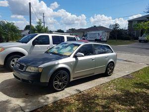 02 Audi A4 quattro 1.8t wagon for Sale in Poinciana, FL