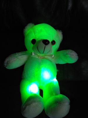 Led teddy bear for Sale in San Jose, CA