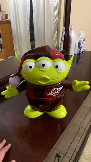 DISNEY COLLECTABLE TOY STORY ALIEN CHRISTMAS EDITION for Sale in Phoenix, AZ