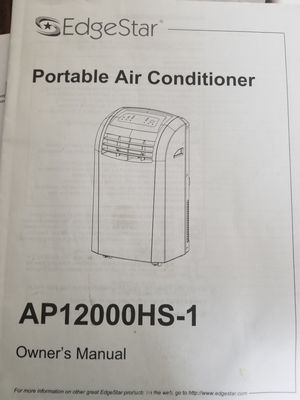 Edge star portable AC for Sale in Hawthorne, CA