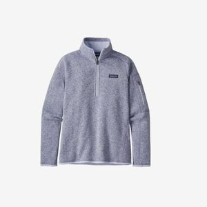 Women's Patagonia Quarter Zip Sweater Jacket for Sale in San Diego, CA