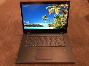 Lenovo 15.6 inch laptop with tablet mode and Microsoft pen for Sale in Leesburg, VA
