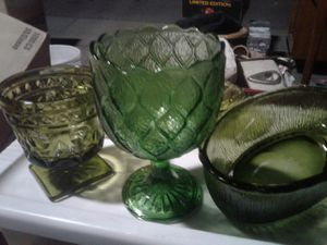 Vintage glass for Sale in Fresno, CA