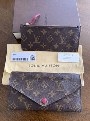 Authentic Louis Vuitton Josephine Wallet for Sale in Hawthorne, CA