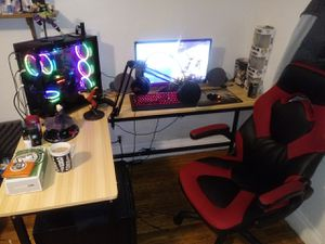 Custom RGB Gaming PC, #Ultra Settings,Video Editing Beast! for Sale in Springfield, MA