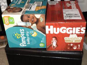 Baby Diapers for Sale in Alexandria, VA