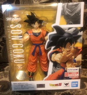 SHFiguarts Dragonball Z Son Goku for Sale in Los Angeles, CA
