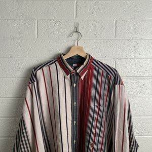 Vintage Tommy Hilfiger Button Up Shirt for Sale in Goodyear, AZ