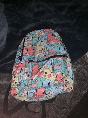 Pokémon backpack for Sale in Seattle, WA