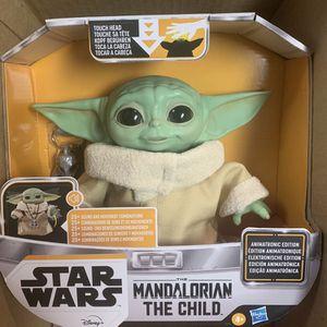 Baby Yoda Animatronic Mandalorian for Sale in St. Louis, MO