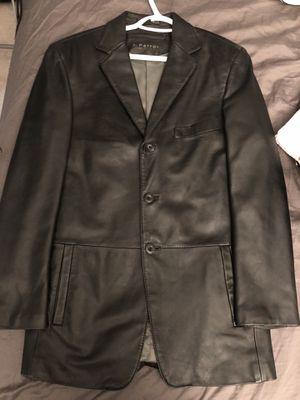 J Ferrar genuine leather jacket for Sale in NO POTOMAC, MD