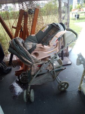 Carseat and stroller for Sale in West Palm Beach, FL