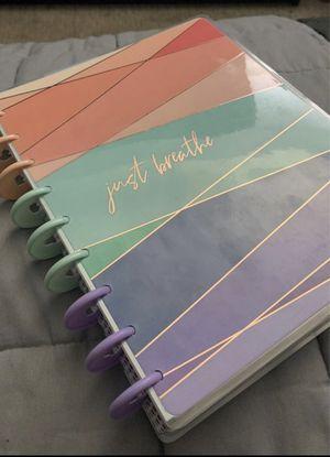 Happy Planner + Accessories for Sale in Modesto, CA