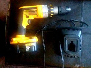 Dewalt 18v hammer drill xtp for Sale in Evansville, IN