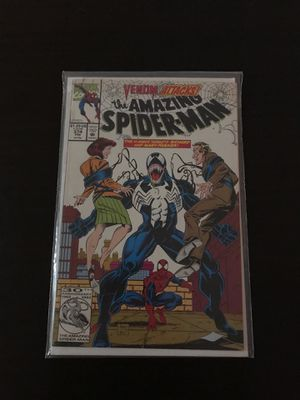 The amazing Spider-Man comic 1992 issue 374 for Sale in Hialeah, FL
