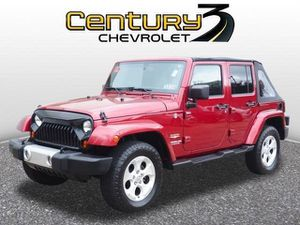 Pre owned 2013 Jeep Wrangler unlimited for Sale in McKeesport, PA