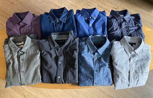 Banana Republic Men's Casual Dress Shirts - Small for Sale in Seattle, WA