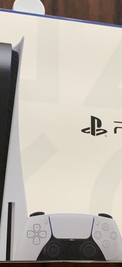 Brand New Sony Playstation 5 Standard PS5 Blue Ray Disc Edition for Sale in Missouri City,  TX