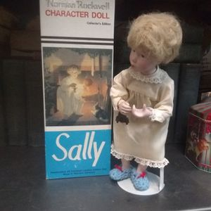 Norman Rockwell Character Doll Sally for Sale in Las Vegas, NV