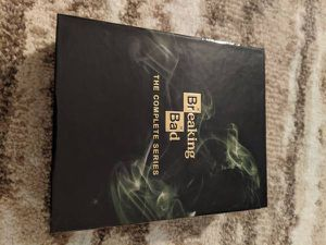 Breaking Bad Complete Series Set Blu-Ray for Sale in Bergenfield, NJ
