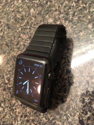 Stainless Steel 42mm Apple Watch (1st gen) for Sale in Salt Lake City, UT