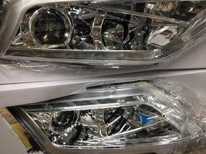 Ford 10-12 Ford Fusion clear LED headlights pair for Sale in Detroit, MI