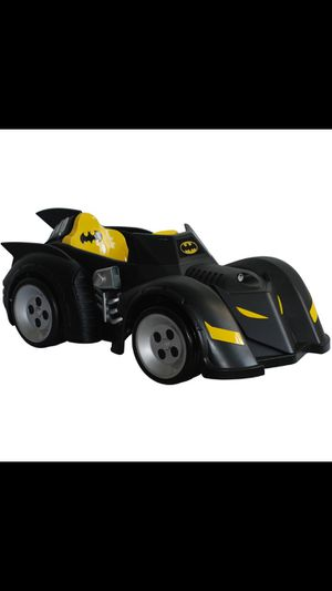 Batmobile Electronic Batman Car Toddler-8 years olds for Sale in Pembroke Pines, FL