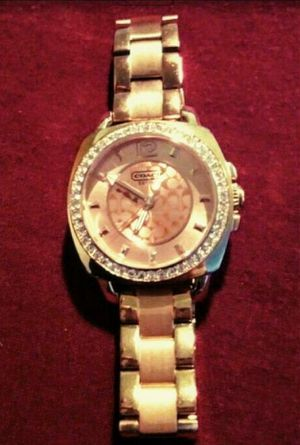 Rose Gold Coach Watch for Sale in Mesa, AZ