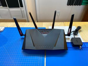 Asus AC3100 dual band gigabit router for Sale in Lake Grove, OR