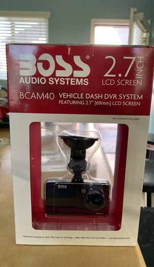 Vehicle dash dvr system for Sale in Tolleson, AZ