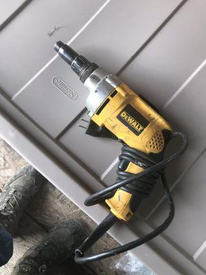 Dewalt drill for Sale in Salt Lake City, UT