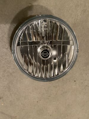 Harley Davidson motorcycle stock headlight for Sale in Newport Beach, CA