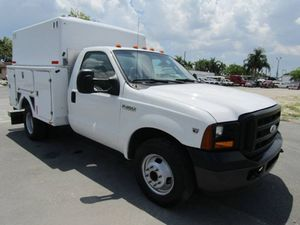 2007 Ford Super Duty F-350 DRW for Sale in Hollywood, FL