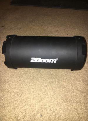 2boom Bluetooth speaker for Sale in Renton, WA