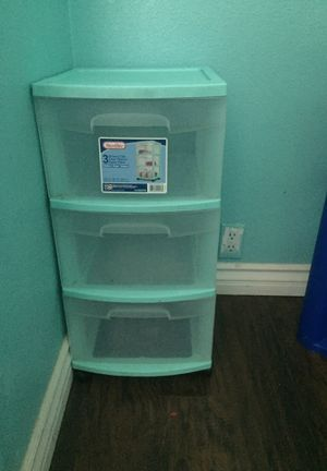 Plastic Drawers for Sale in Colton, CA