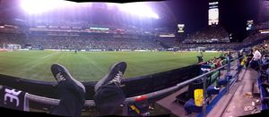 3 front row Seattle sounders vs Chicago fire for Sale in Kent, WA