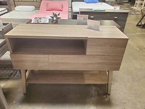 TV Stand up to 55in TVs, Dark Taupe for Sale in Tustin, CA