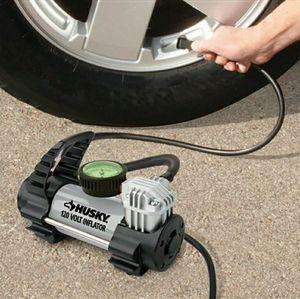 HUSKY 12 Volt Inflator, Brand New (CAR OUTLET) for Sale in Las Vegas, NV
