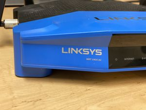 Linksys Router - WRT 1900 AC for Sale in Chandler, AZ