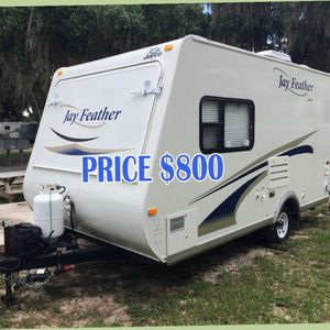 Great Clean jayco jay feather With All.$800 for Sale in Miami, FL
