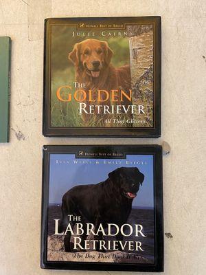 Golden & Labrador Retriever Books for Sale in Mesquite, TX